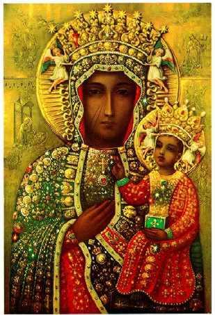 prier méditation sainte marie mère de dieu