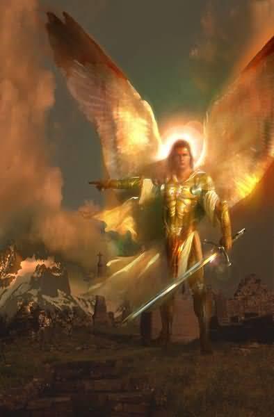 En ce temps-là se lèvera Michel, le chef des anges, celui qui veille sur ton peuple.
